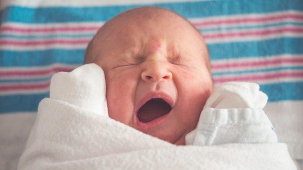 wanneer baby doorslapen