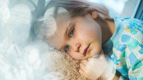 Tips om een ziek kindje goed te laten slapen